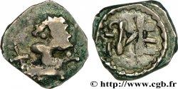 MEROVINGIAN COINAGE - MARSEILLES (MASSILIA) Denier, patrice Nemfidius AU