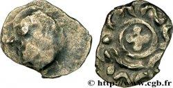 MEROVINGIAN COINAGE - MARSEILLES (MASSILIA) Denier, patrice Nemfidius F/XF