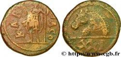 AFRICA - VANDALO - SEMIAUTONOMO - CARTAGINESE MONETAZIONE Bronze ou 21 nummi, au buste de cheval