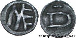 PAGUS MOSELLENSIS - METTIS - METZ (Moselle) - ANONYMOUS COINAGE Denier au monogramme ME