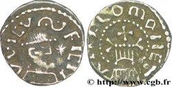 QUENTOVIC (WICVS IN PONTIO) Triens, monétaire ANGLVS 2e du nom AU