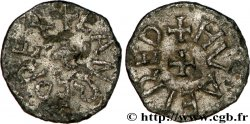 ENGLAND - ANGLO-SAXONS - NORTHUMBRIA - EANRED Sceat HVAETRED XF/AU