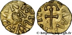 PARIS (PARISIVS) Triens à la croix ancrée, monétaire indéterminé q.SPL