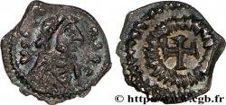 MEROVINGIAN COINS - indeterminate MINT Demi-sillique