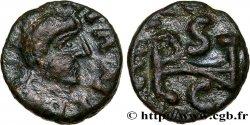 ROYAUME OSTROGOTH - ATHALARIC Nummus au monogramme