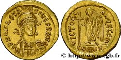 ITALY - OSTROGOTHIC KINGDOM - THEODORIC Solidus