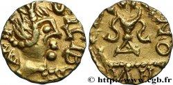 BANASSAC (BANNACIACO) - Lozère Triens au nom de SIGEBERT III
