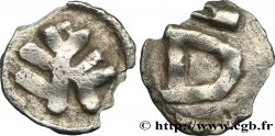 PAGUS MOSELLENSIS - METTIS - METZ (Moselle) - ANONYMOUS COINAGE Denier au monogramme ME VF