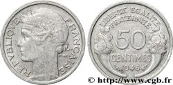 50 centimes Morlon, légère 1945  F.194/5 AU55
