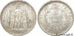 5 francs Hercule, IIe République 1849 Paris F.326/5 SUP57
