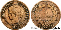 5 centimes Cérès 1883 Paris F.118/25  12