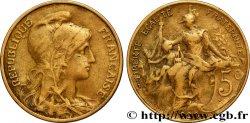 5 centimes Daniel-Dupuis 1920  F.119/31 VF35