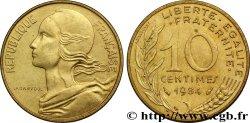 10 centimes Marianne 1984 Pessac F.144/24 SUP58
