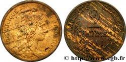 2 centimes Daniel-Dupuis 1911 Paris F.110/14 SUP