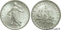 1 franc Semeuse 1918 Paris F.217/24 MS65