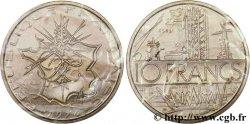 Essai de 10 francs Mathieu, tranche B 1974 Pessac F.365/2 FDC70