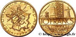 10 francs Mathieu 1987 Pessac F.365/28 MS60
