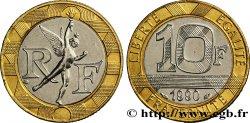 10 francs Génie de la Bastille 1990 Pessac F.375/5 MS60