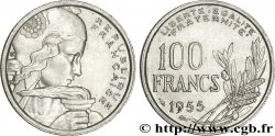 100 francs Cochet 1955  F.450/5 TTB  50