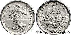 5 francs Semeuse, nickel 1982 Pessac F.341/14 FDC  70