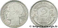 2 francs Morlon, aluminium 1946  F.269/8 XF48