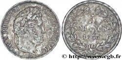 5 francs IIe type Domard 1833 Paris F.324/14 BB48