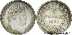 5 francs IIe type Domard 1836 Bordeaux F.324/58 TB  20