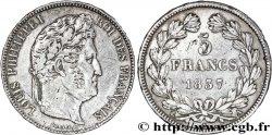 5 francs IIe type Domard 1837 Paris F.324/62  48