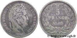 Faux de 5 francs IIe type Domard 1835 Paris F.324/42 VF25