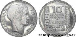 Essai de 10 francs Turin en aluminium 1938 Paris VG.cf. 5489 c SUP+