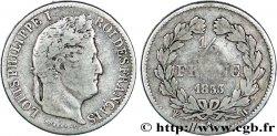 1/2 franc Louis-Philippe 1833 La Rochelle F.182/31 TB  22
