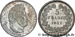 5 francs IIe type Domard 1832 Paris F.324/1 SUP55