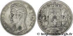 1 franc Charles X 1829 Marseille F.207A/20 TB25