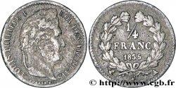 1/4 franc Louis-Philippe 1835 Paris F.166/52 TB  28