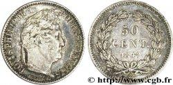 50 centimes Louis-Philippe 1847 Paris F.183/12 SUP55