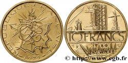 10 francs Mathieu 1975 Pessac F.365/6 MS68