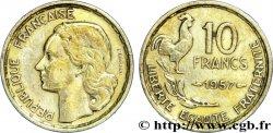 10 francs Guiraud 1957  F.363/13 TTB