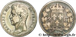 2 francs Charles X 1829 Paris F.258/49