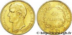 40 francs or Bonaparte Premier Consul 1803 Paris F.536/1 TTB48