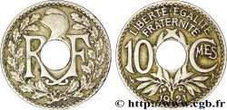 10 centimes Lindauer 1921  F.138/5 XF45