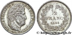 1/2 franc Louis-Philippe 1844 Lille F.182/106