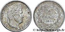 1/2 franc Louis-Philippe 1844 Paris F.182/102 AU52