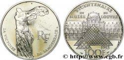 Belle Épreuve 100 francs - Samothrace 1993  F.1622 2 MS60
