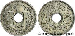 25 centimes Lindauer, Cmes souligné 1917  F.170/5 AU59