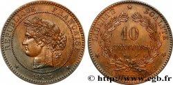 10 centimes Cérès 1883 Paris F.135/27 SUP58