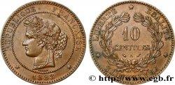 10 centimes Cérès 1888 Paris F.135/33 SS50