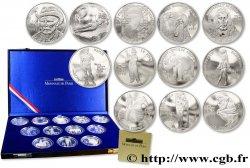 Coffret Belle Épreuve 1½ Euro / 10 francs - Trésors des Musées d'Europe 1996 Paris F5.1904 2  70
