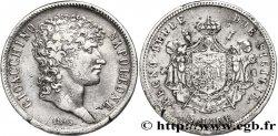 5 lire 1813 Naples VG.2255 VF30