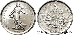 5 francs Semeuse, nickel, BU (Brillant Universel) 1999 Pessac F.341/35 MS64
