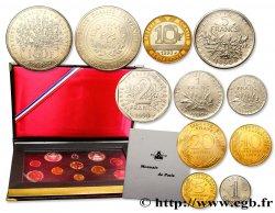 Boîte Fleur de Coins 1990 Paris F.5000/50 UNC  70
